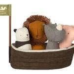 Maileg Maileg Noahs Ark with 4 Rattles