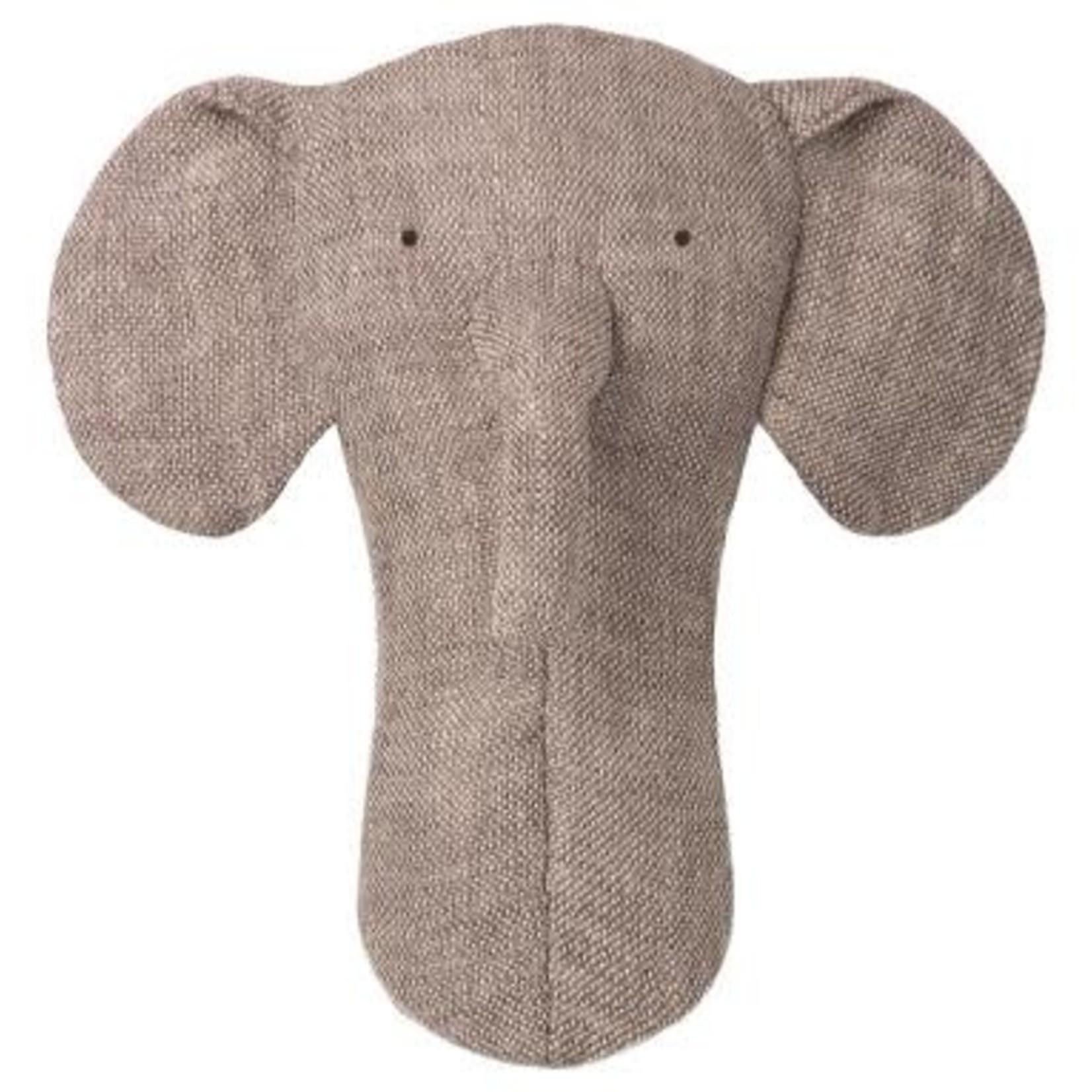 MAILEG Maileg Noahs Friends Elephant Rattle