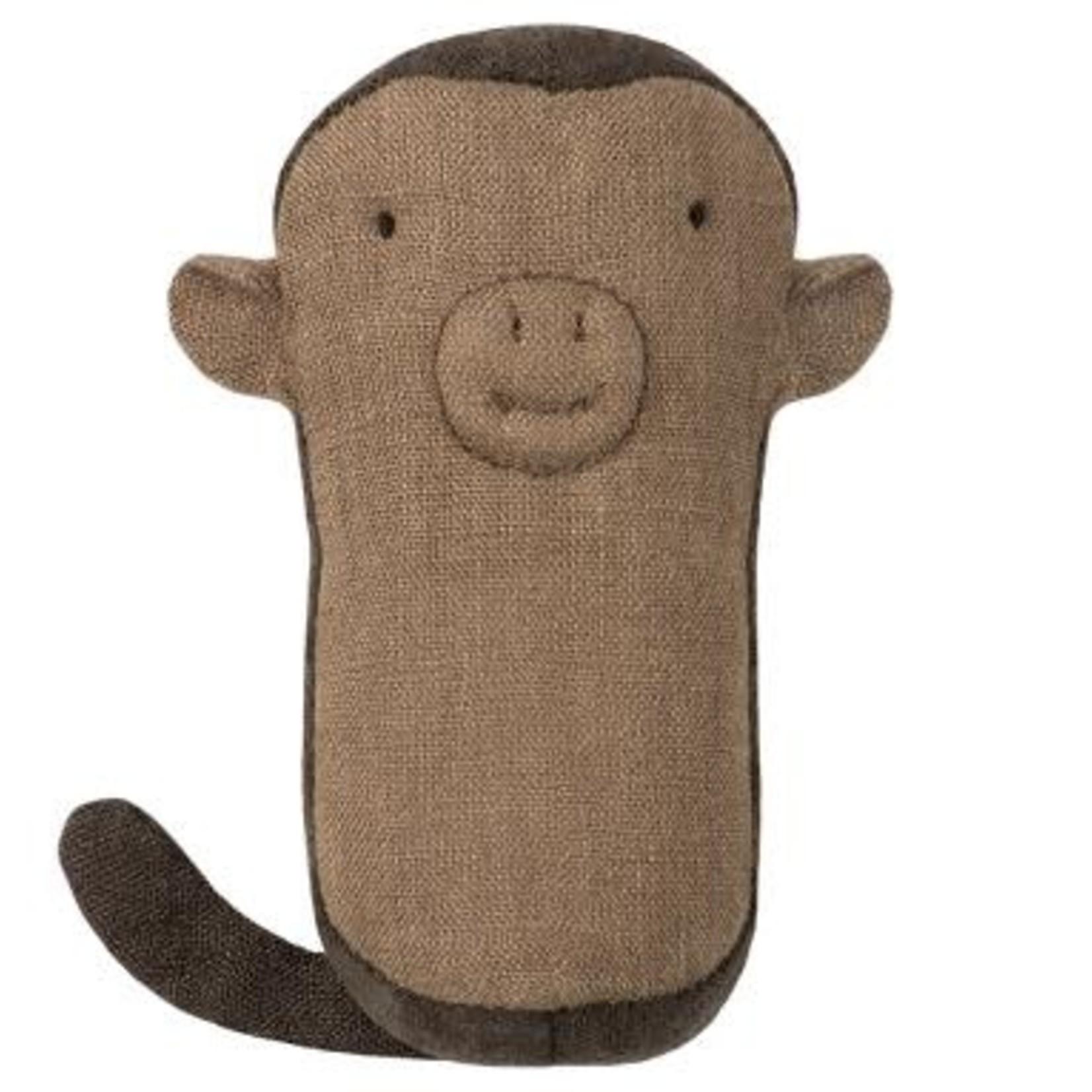 MAILEG Maileg Noahs Monkey Rattle
