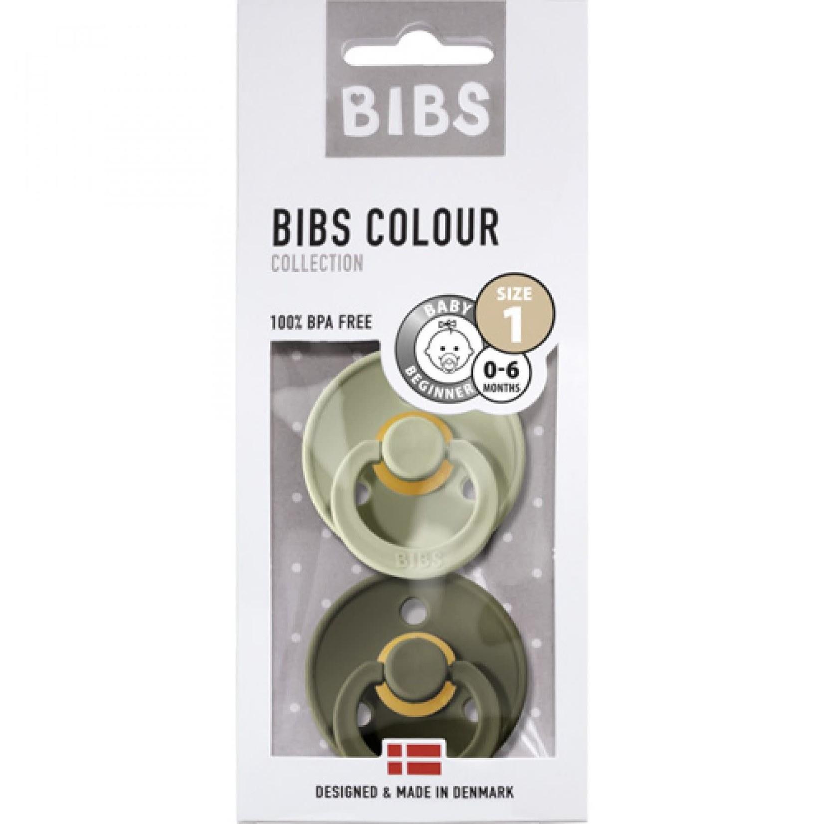 BIBS BIBS/speen/ sage/green
