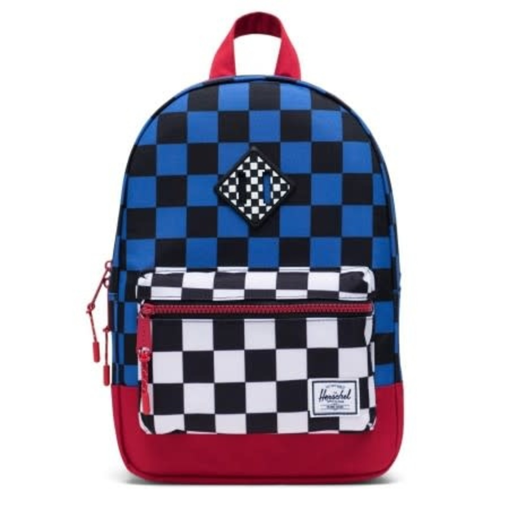 HERSCHEL HERSCHEL RED/BLUE/check M