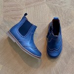 KOEL 4 KIDS KOEL-brogue-blauw