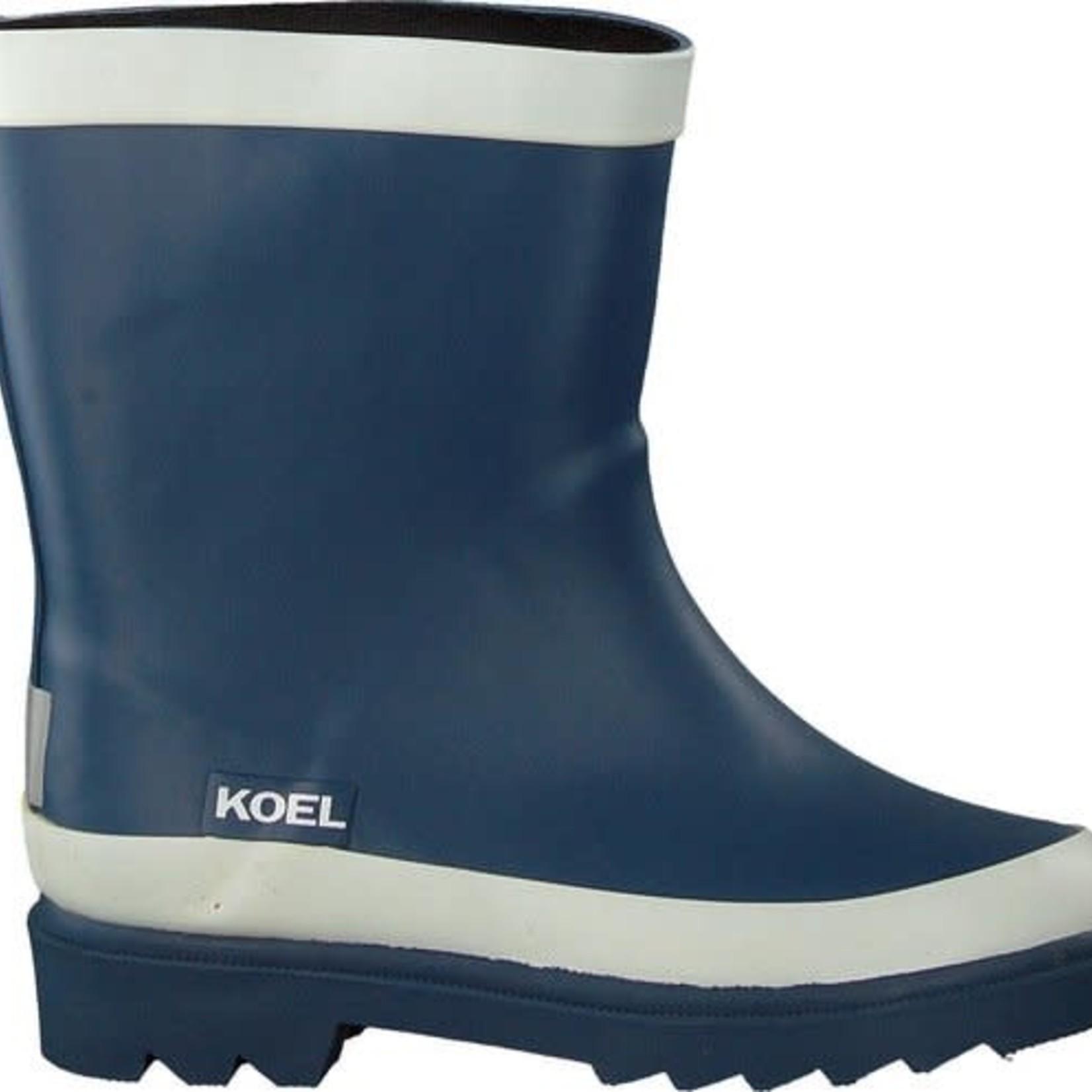 KOEL 4 KIDS KOEL-regenlaars-blauw