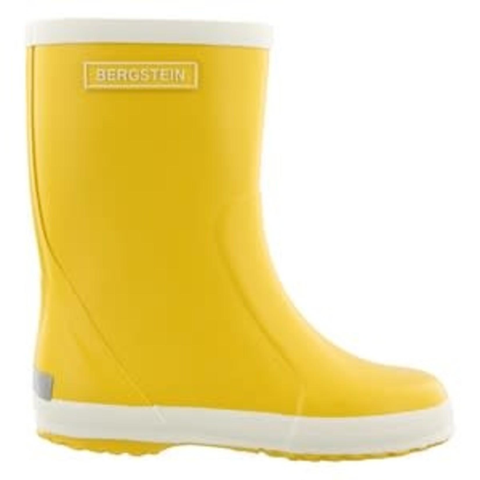 BERGSTEIN BERGSTEIN regenlaars geel