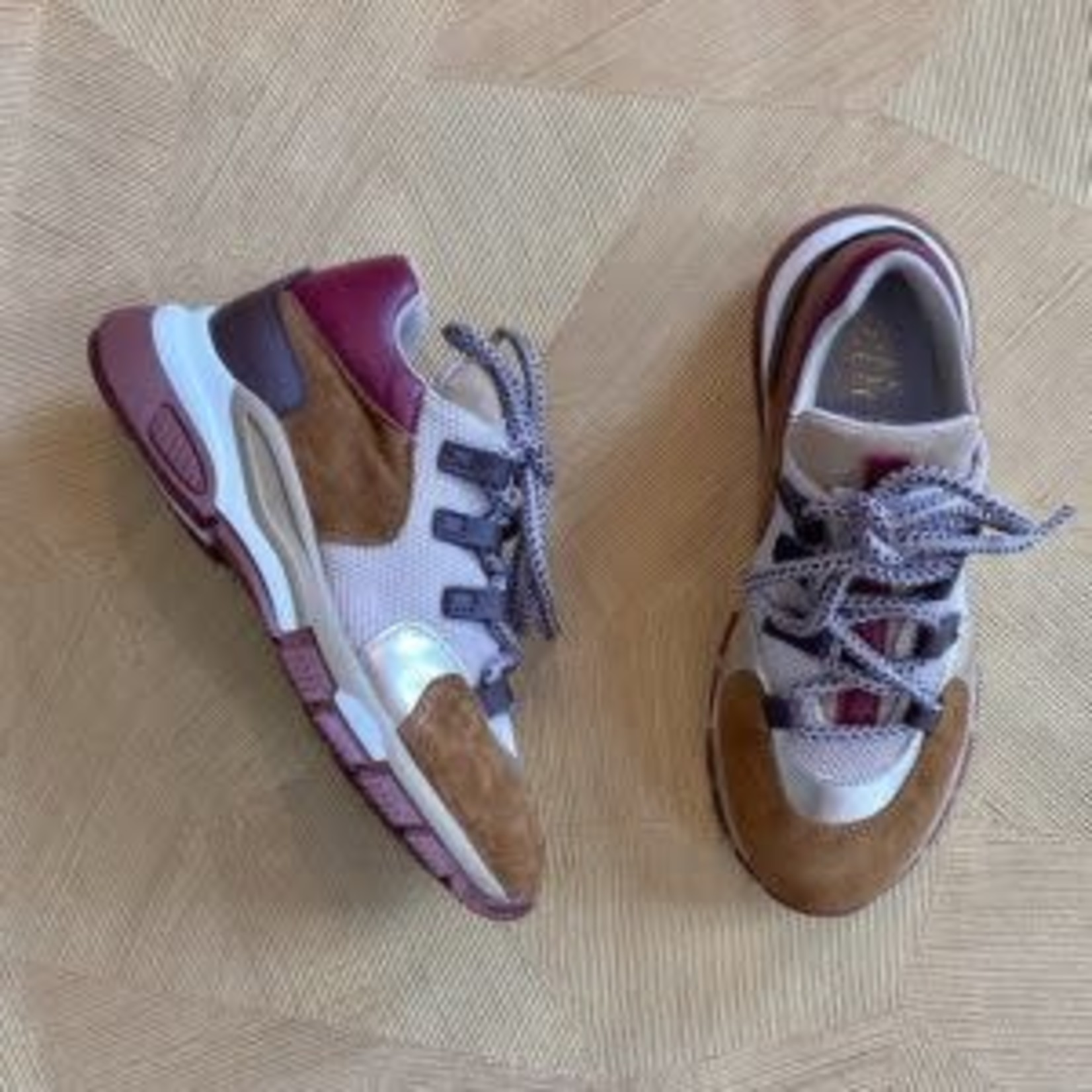 CLIC CLIC* SALE sneaker veter