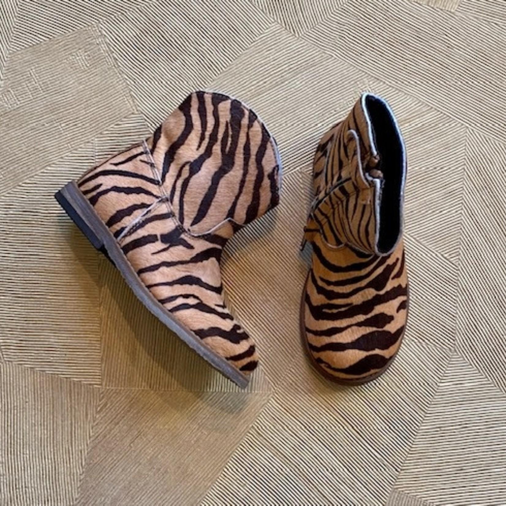 CLIC CLIC* outlet laars ponyhaar zebra