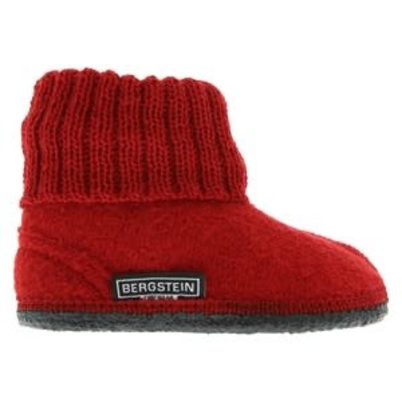 BERGSTEIN BERGSTEIN cozy red