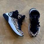 CLIC CLIC * sneaker panter/zebra