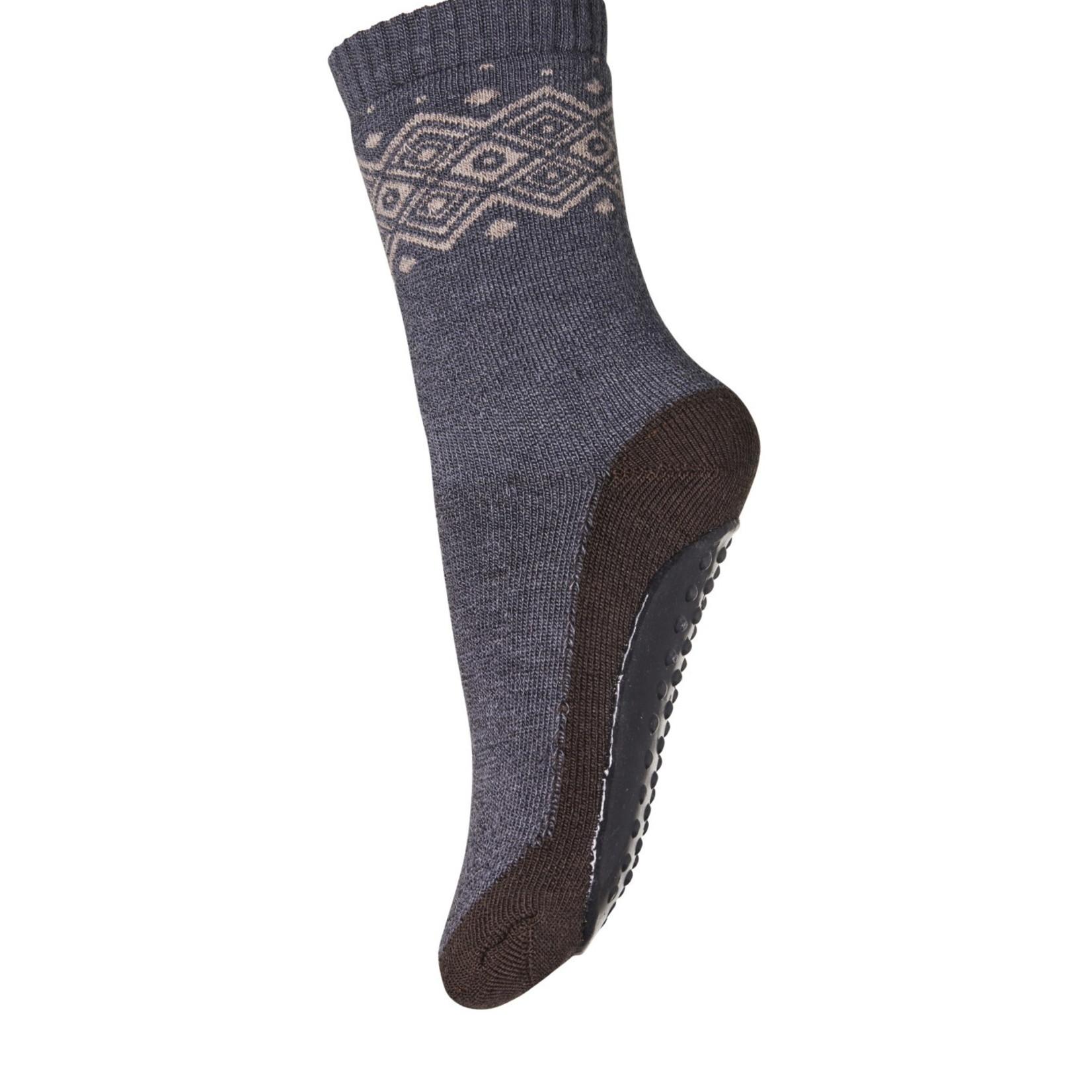 MP DENMARK MP DENMARK antislip sokken merino wol