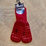 EWERS EWERS anti slip sokken uni rood