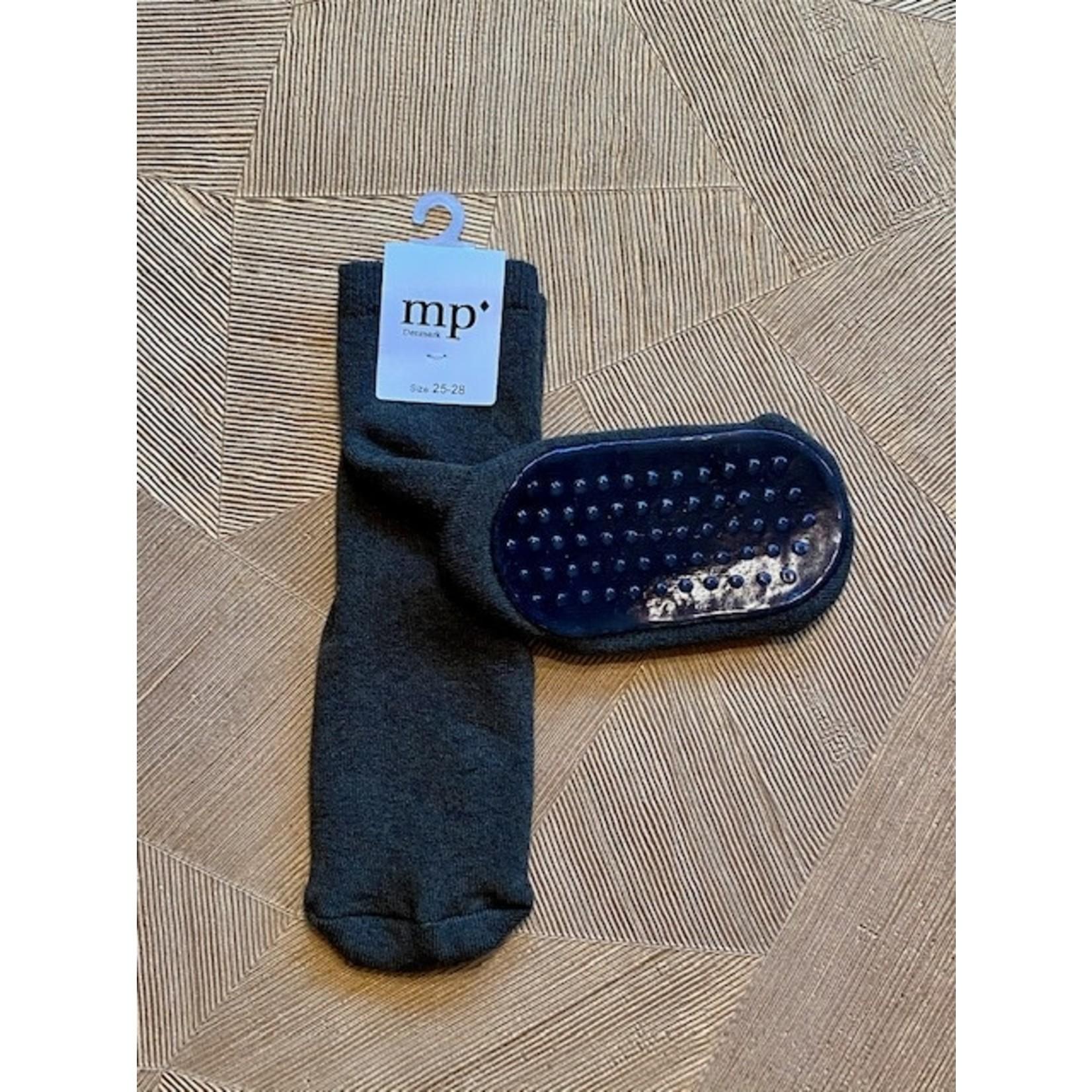 MP DENMARK MP DENMARK anti slip sokken army