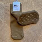 MP DENMARK MP DENMARK anti slip sokken merino wol mosterd