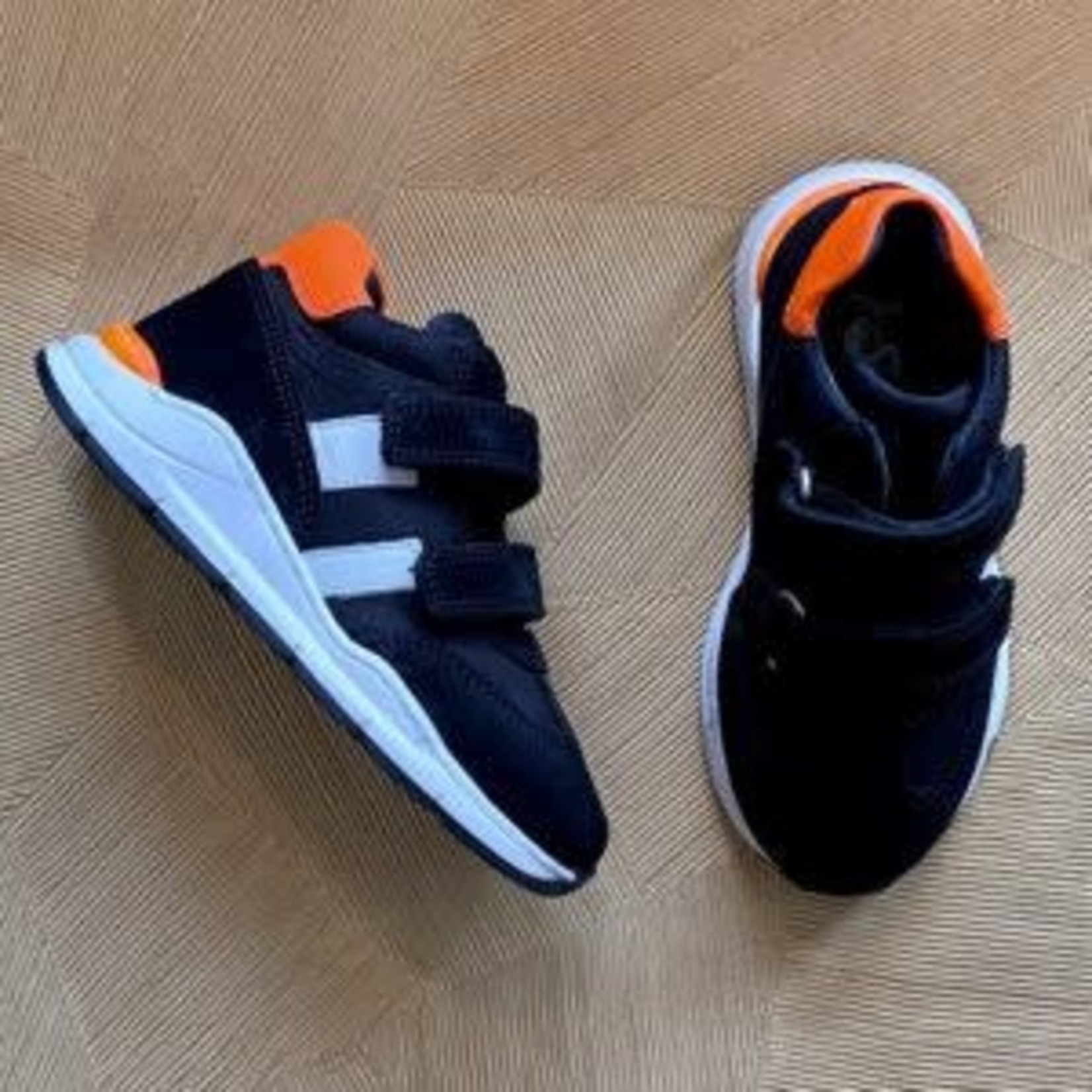 FREESBY FREESBY SALE runner kl.band BLACK/ORANGE