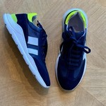 FREESBY FREESBY SALE runner veter en rits NAVY/yellow