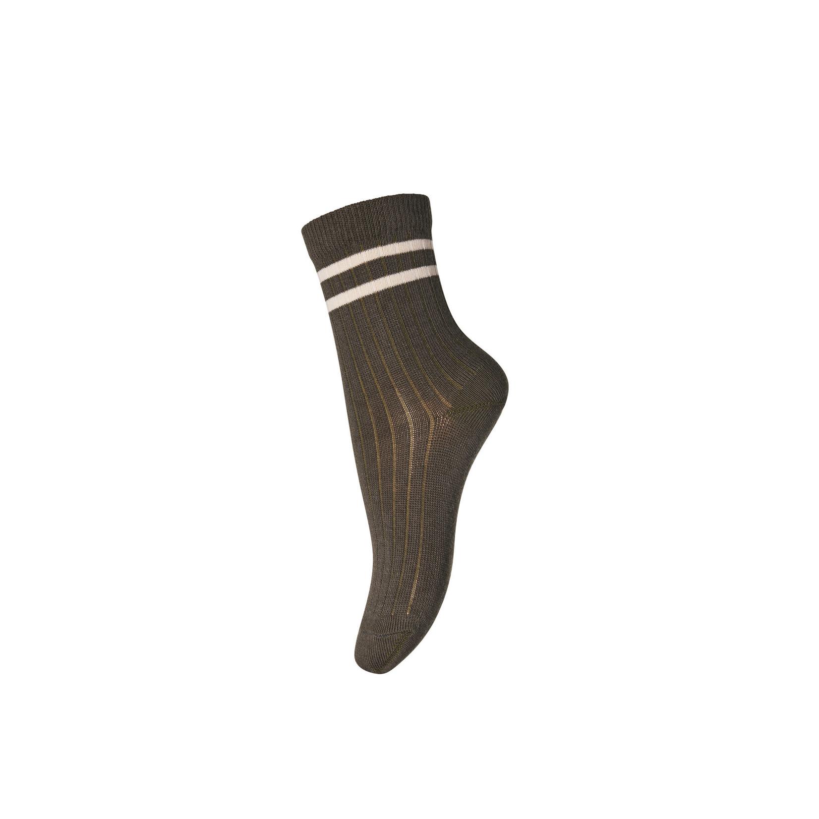 MP DENMARK MP DENMARK sokken sporty army