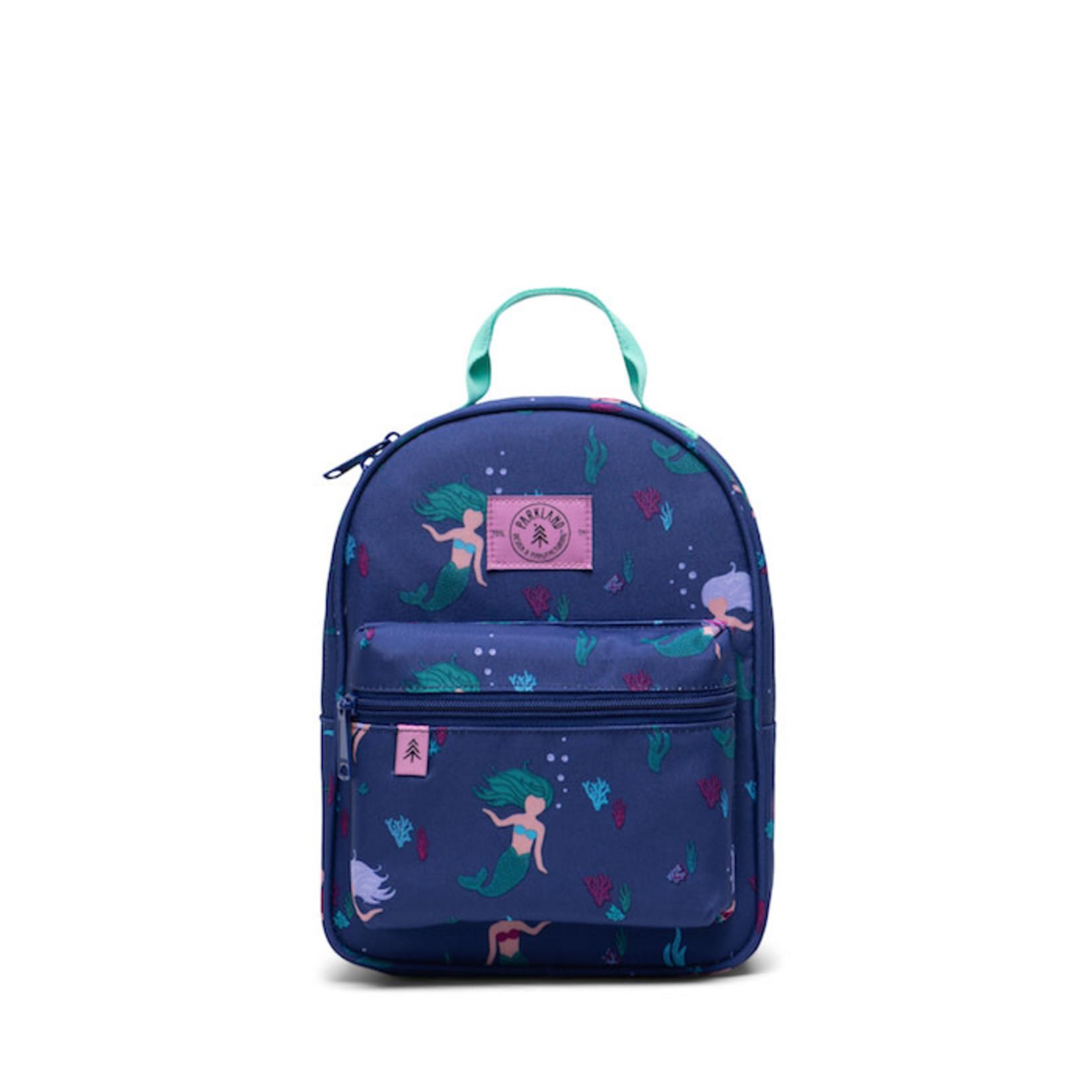 PARKLAND PARKLAND backpack Goldie mermaids