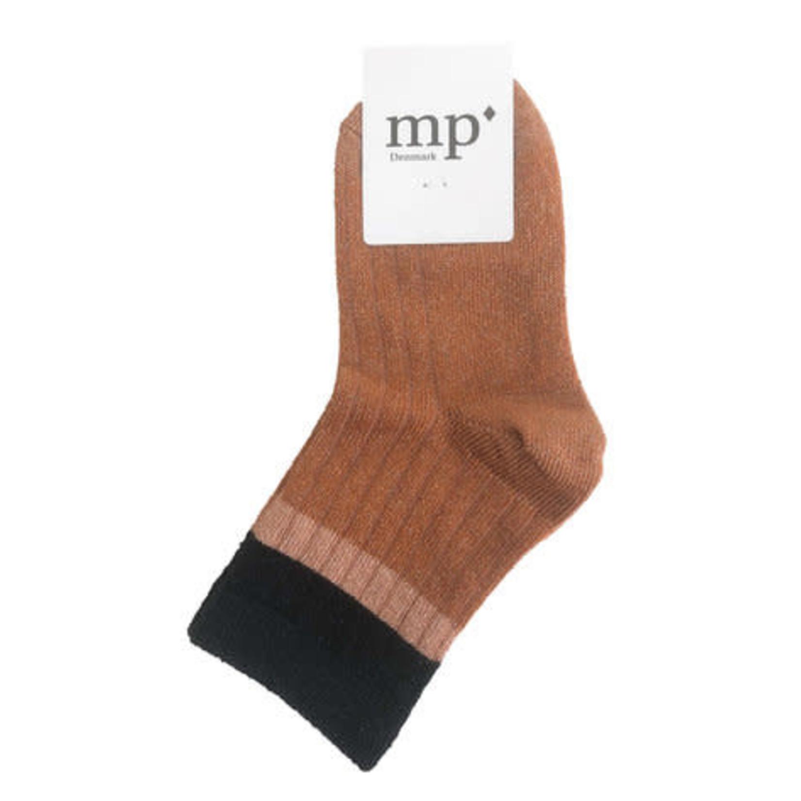MP DENMARK MP DENMARK sokken  sparkle  rust