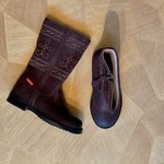 SHOESME SHOESME outlet stoere laars BRUIN