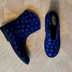 SHOESME SHOESME  outlet  silhouet BLUE STER