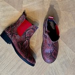 SHOESME SHOESME  outlet western RED