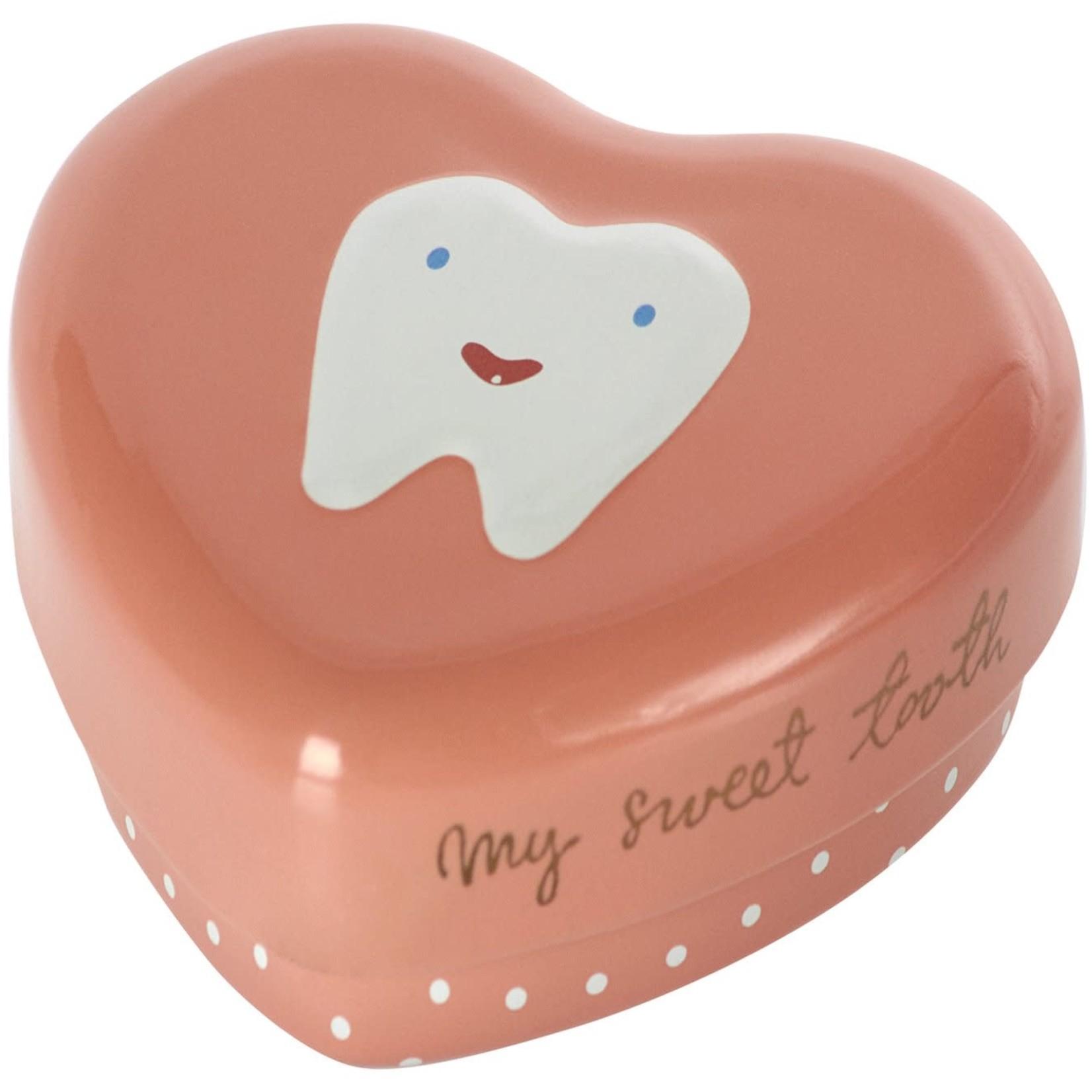 MAILEG Maileg Tooth Box, pink