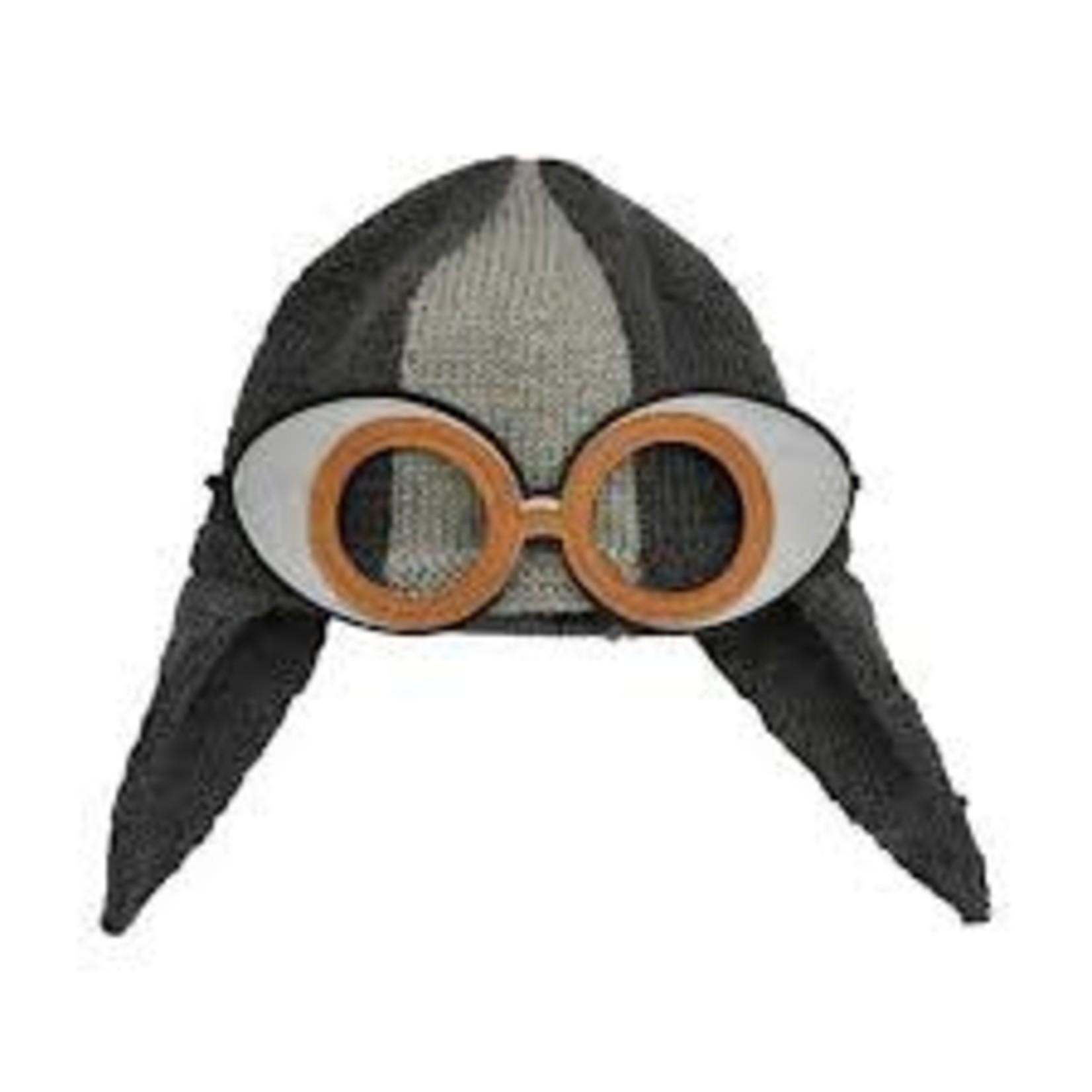 HATS OVER HEELS HATS OVER HEELS muts merino wol bril