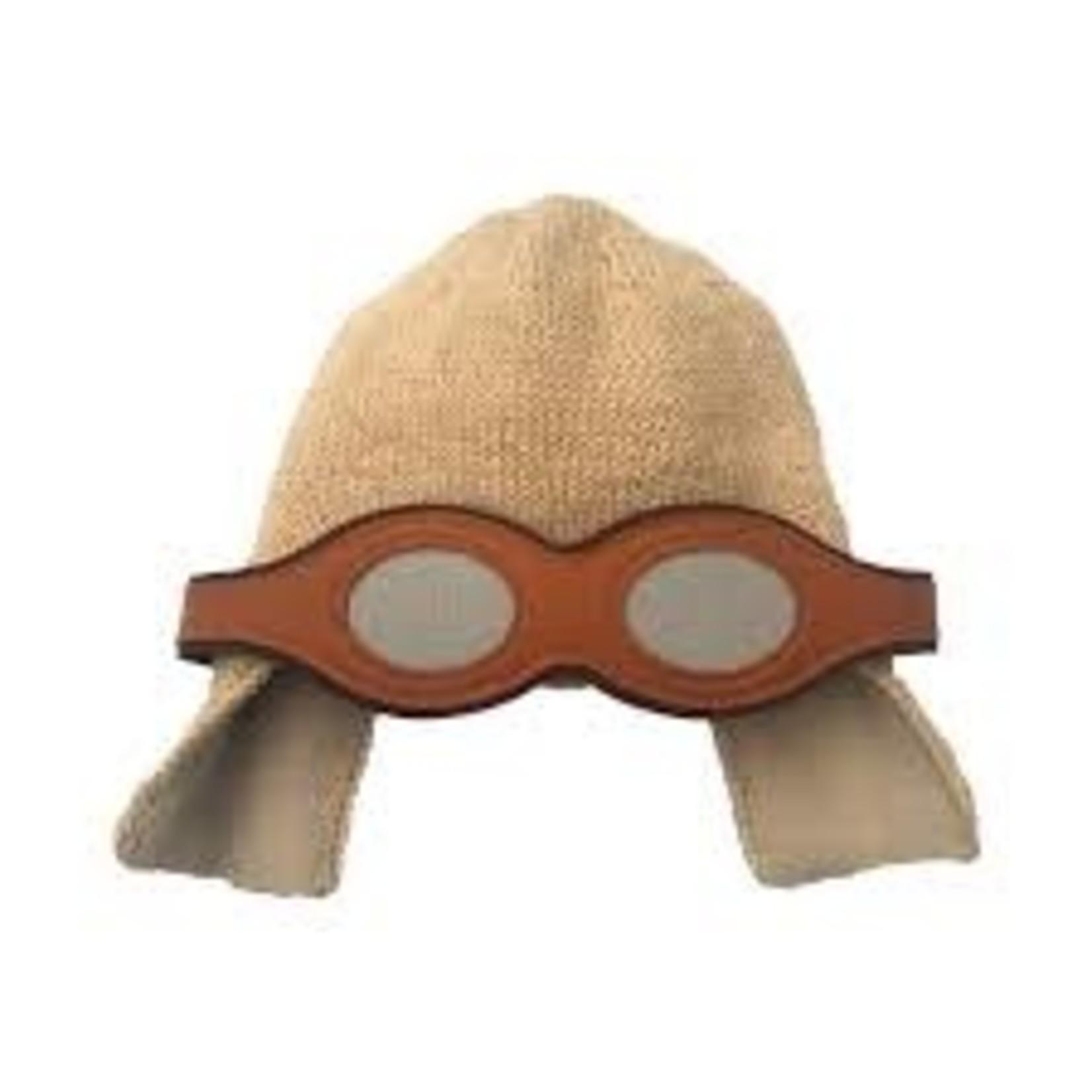 HATS OVER HEELS HATS OVER HEELS muts alpaca wol piloot