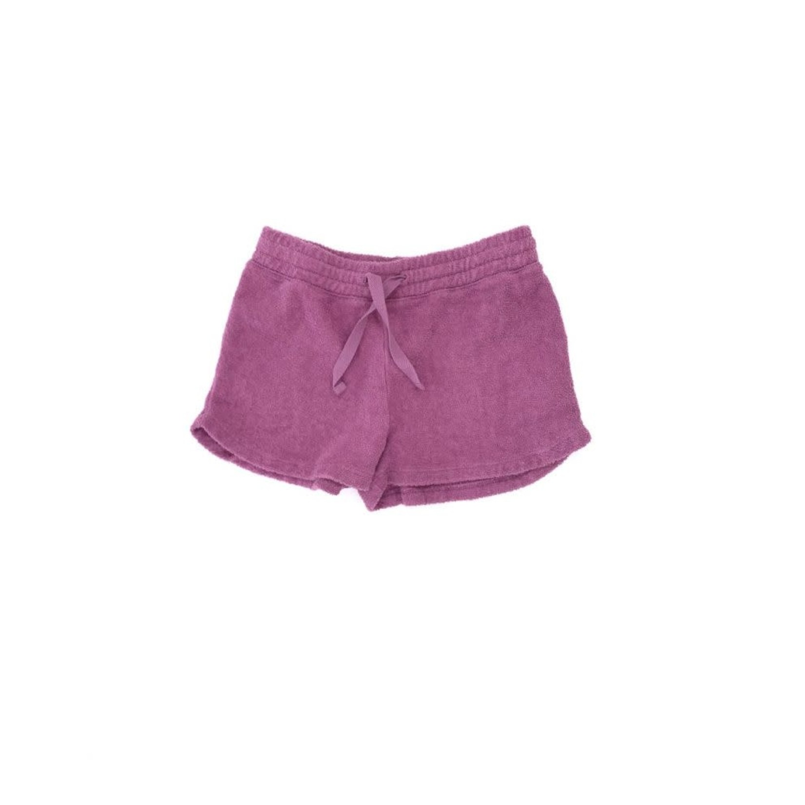LONG LIVE THE QUEEN LLTQ NEW shorts badstof purple