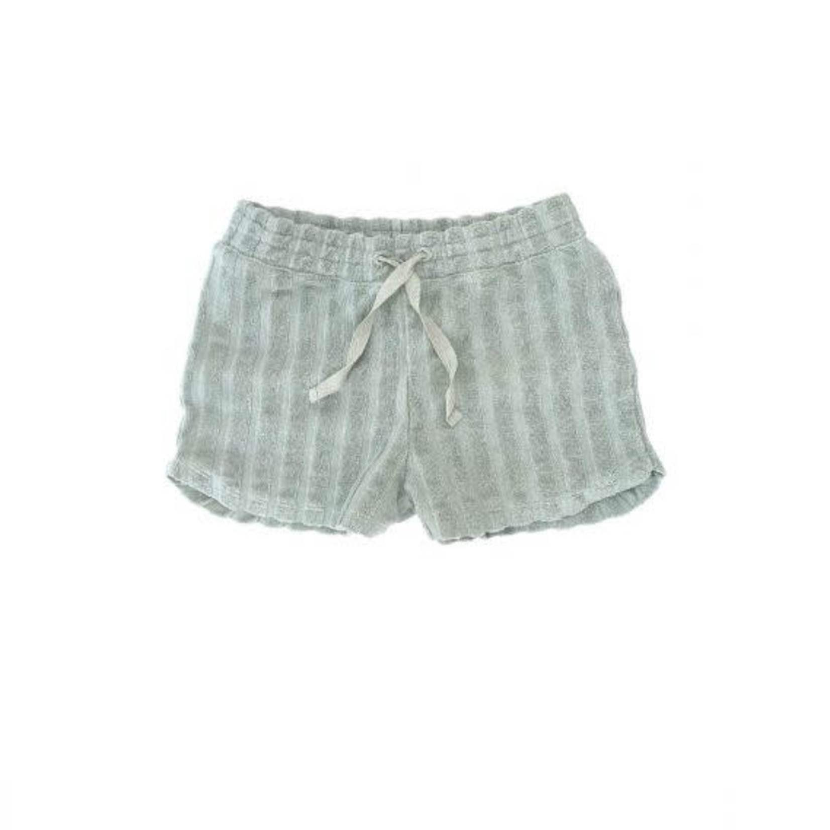LONG LIVE THE QUEEN LLTQ NEW shorts pale green