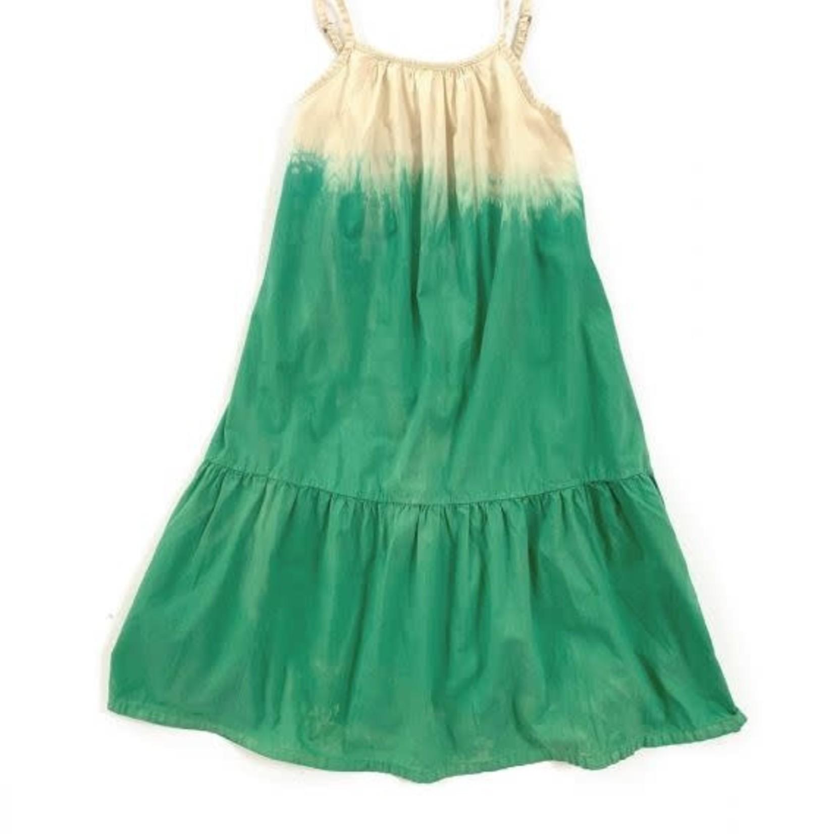 LONG LIVE THE QUEEN LLTQ NEW wide dress green