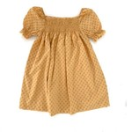 LONG LIVE THE QUEEN LLTQ  NEW babydoll dress yellow
