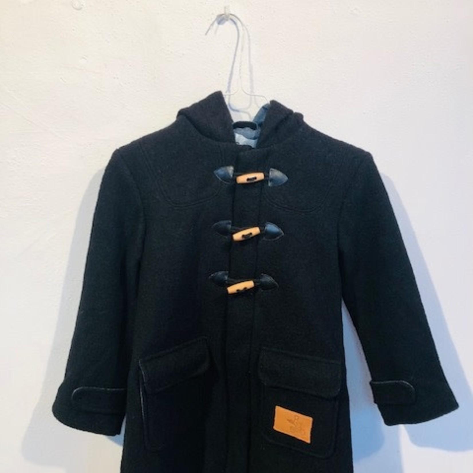 mon petit MON PETIT outlet jas zwart