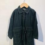 KIDSCASE KIDS CASE outlet case jurk rib groen