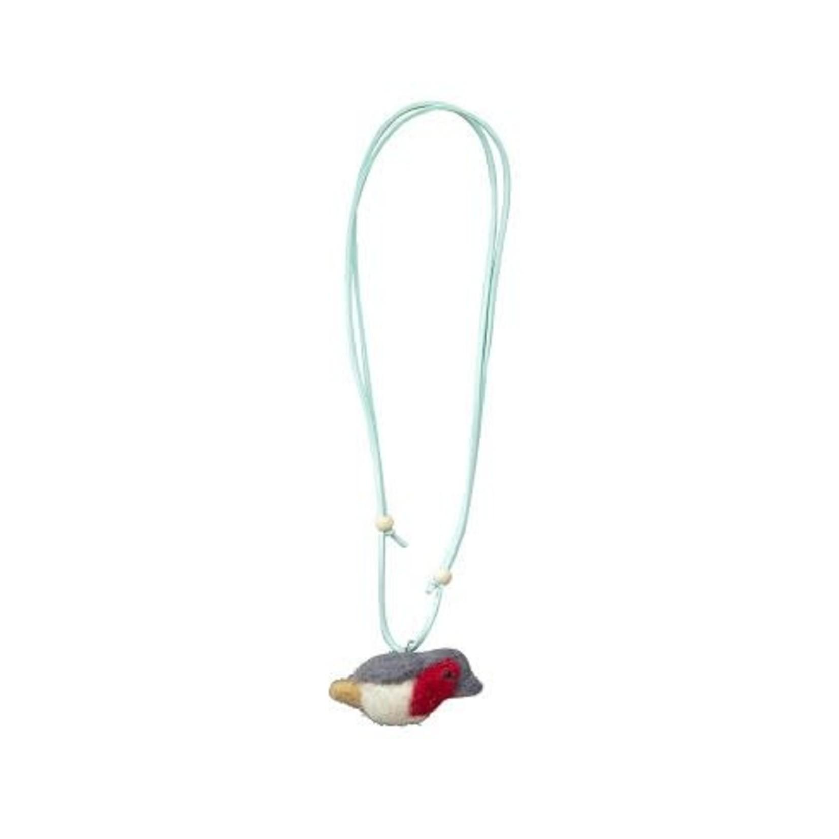 GLOBAL AFFAIRS GLOBAL AFFAIRS necklace robin