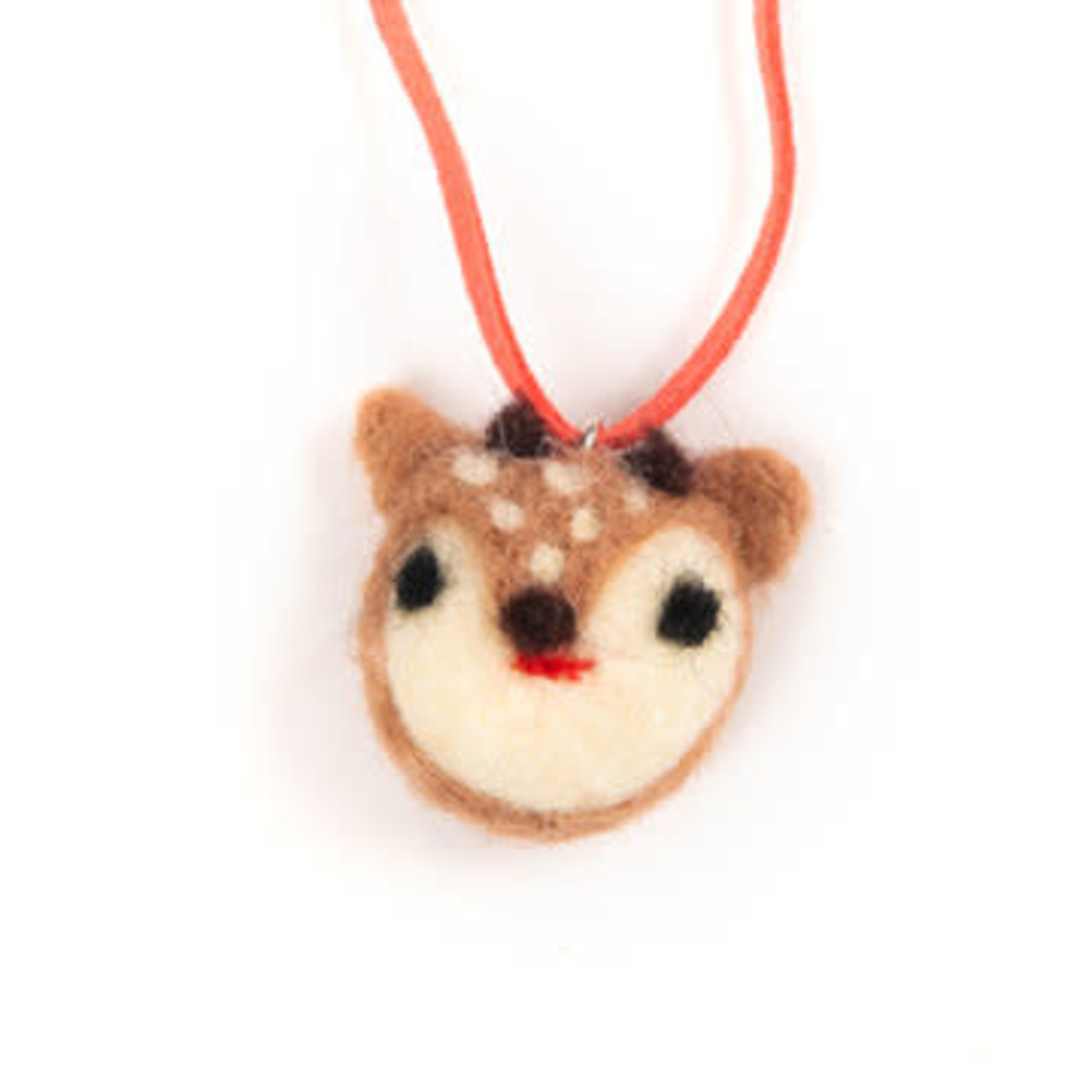 GLOBAL AFFAIRS GLOBAL AFFAIRS necklace deer