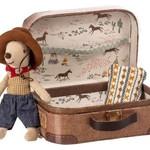 MAILEG Maileg Cowboy in Suitcase