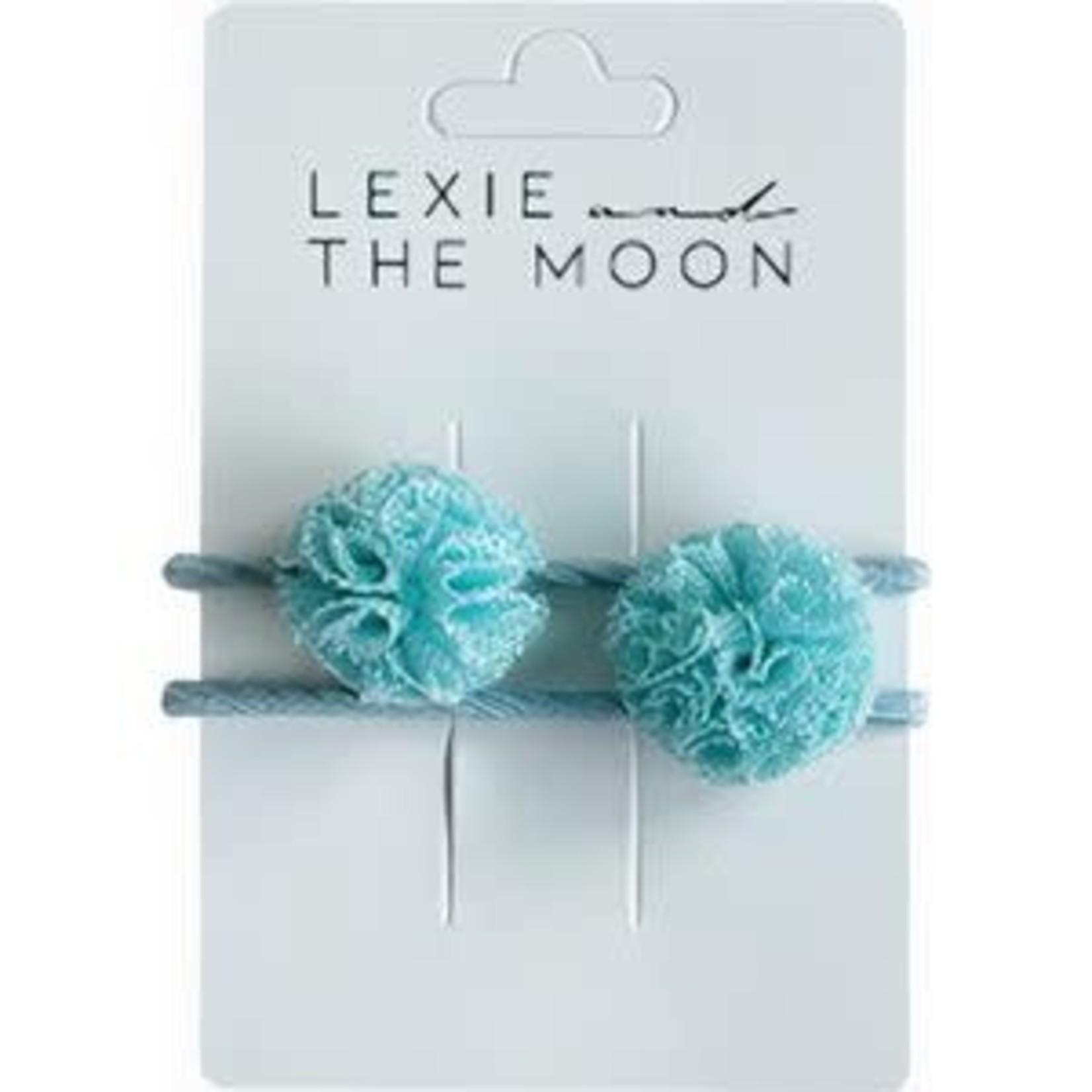 LEXIE AND THE MOON LEXIE AND THE MOON elastiekjes pompon