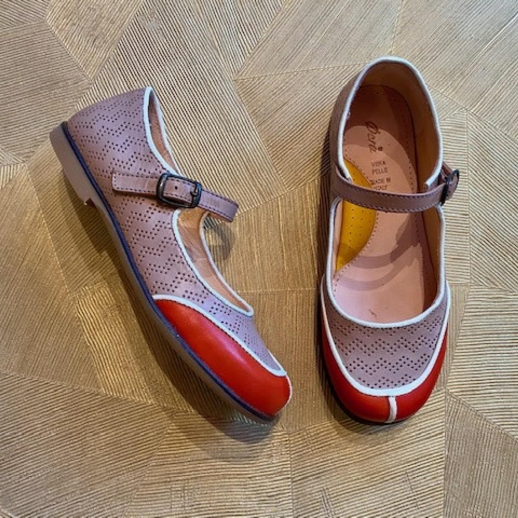 OCRA OCRA  band rood/oranje