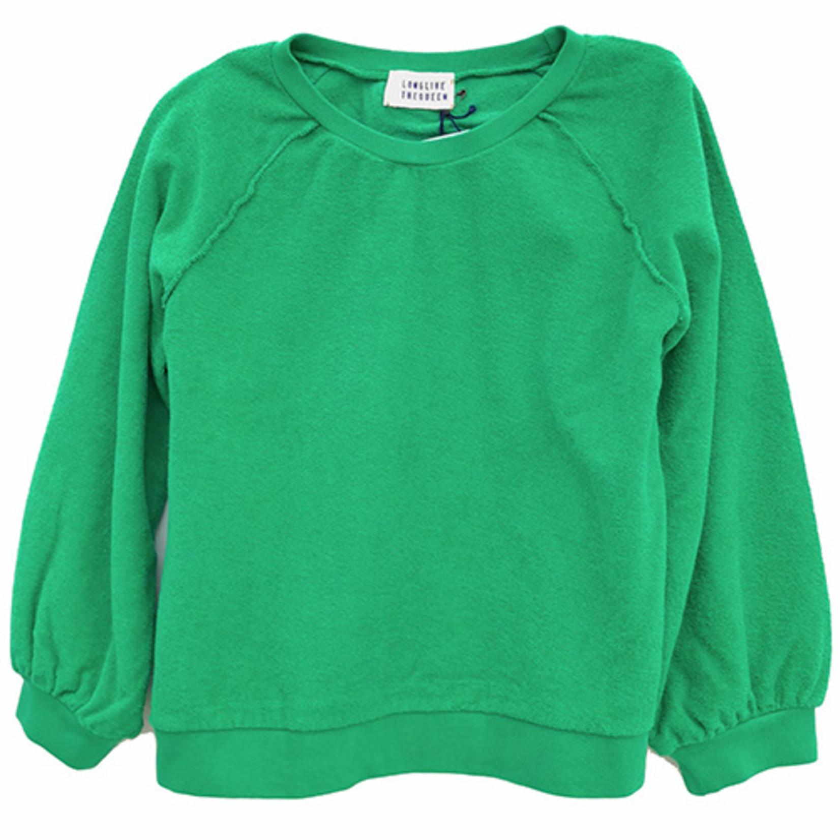 LONG LIVE THE QUEEN LLTQ outlet sweater groen