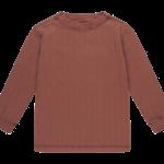 REPOSE AMS REPOSE outlet t-shirt bruin