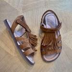 CLIC CLIC sandaal franjes AMBRA