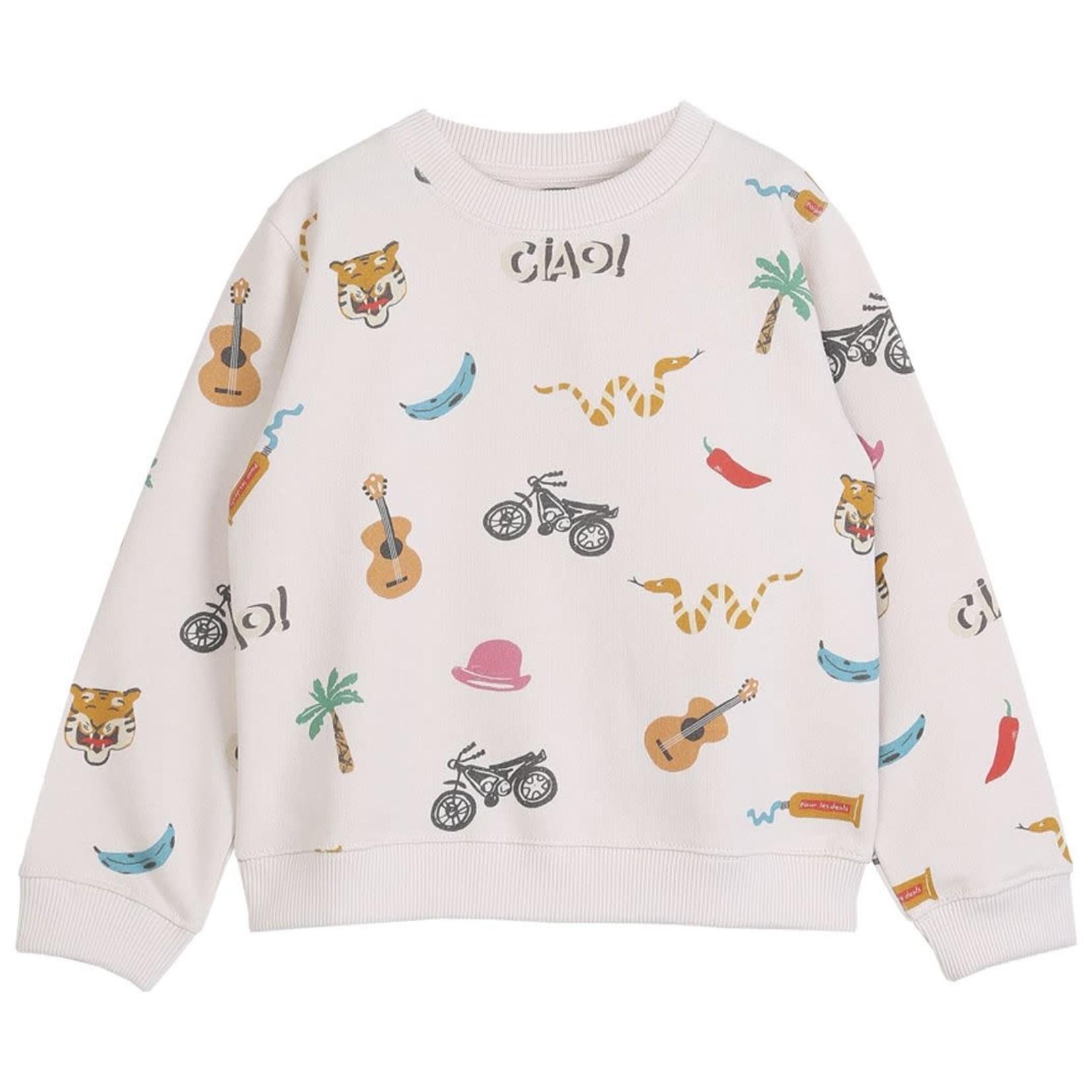 EMILE ET IDA EMILE & IDA NEW sweatshirt INDIA AO