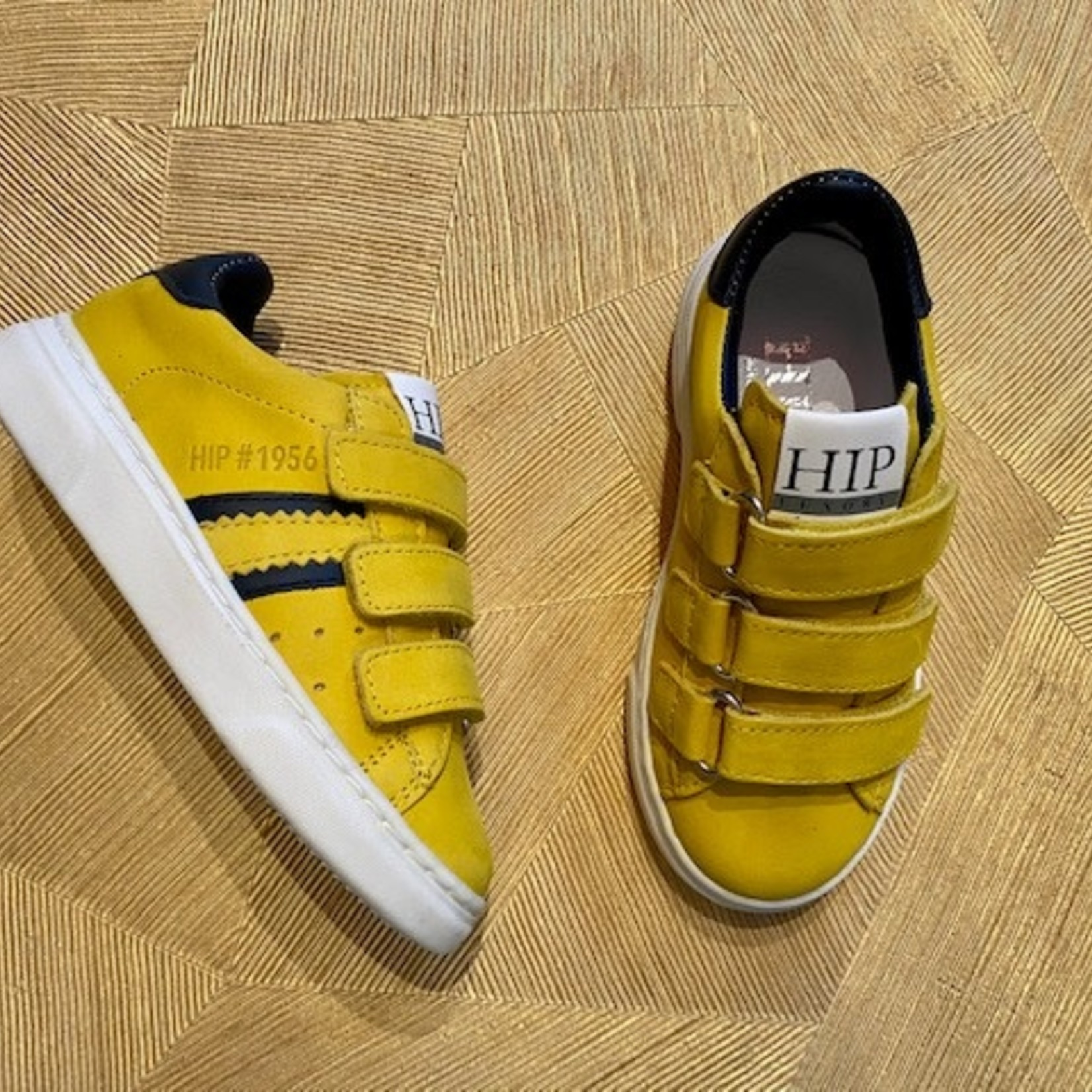 HIP HIP  sneaker YELLOW