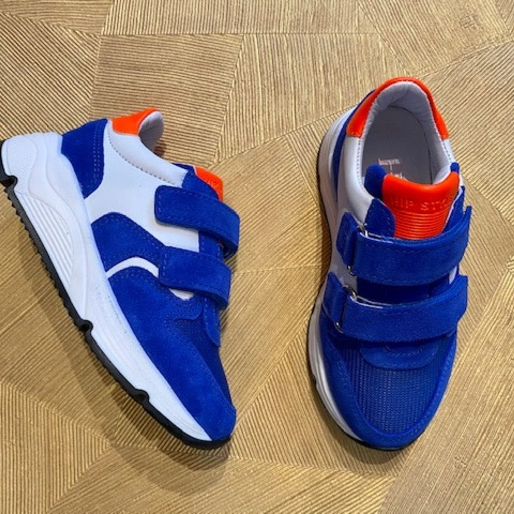 HIP HIP NEW runner kb COBALT
