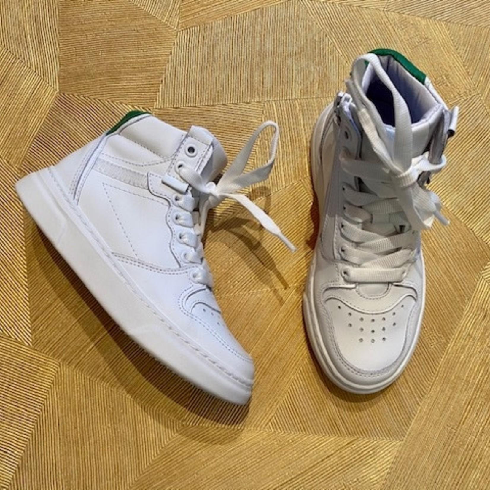 HIP HIP  v+r basket WHITE