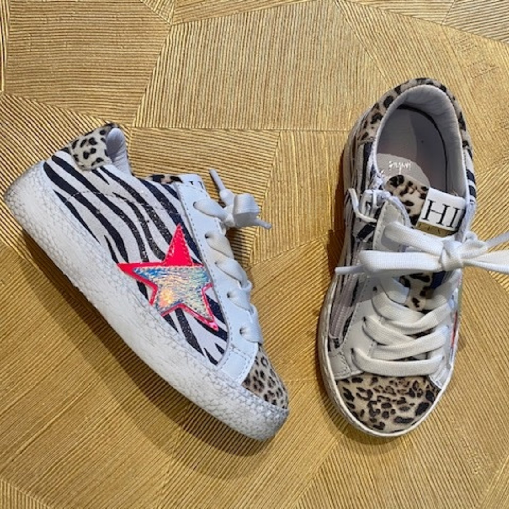 HIP HIP NEW sneaker ZEBRA