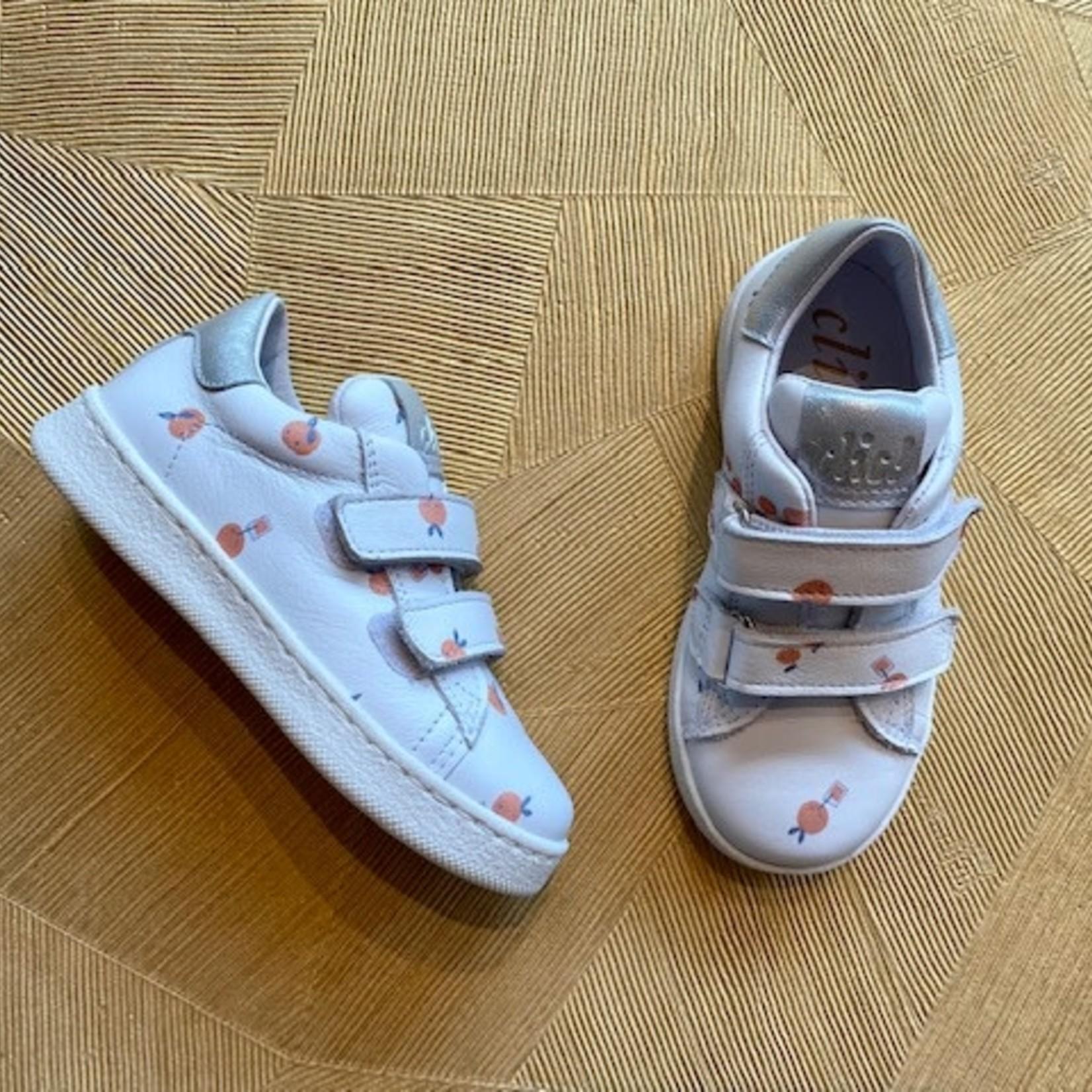 CLIC *CLIC NEW sneaker ORANGES
