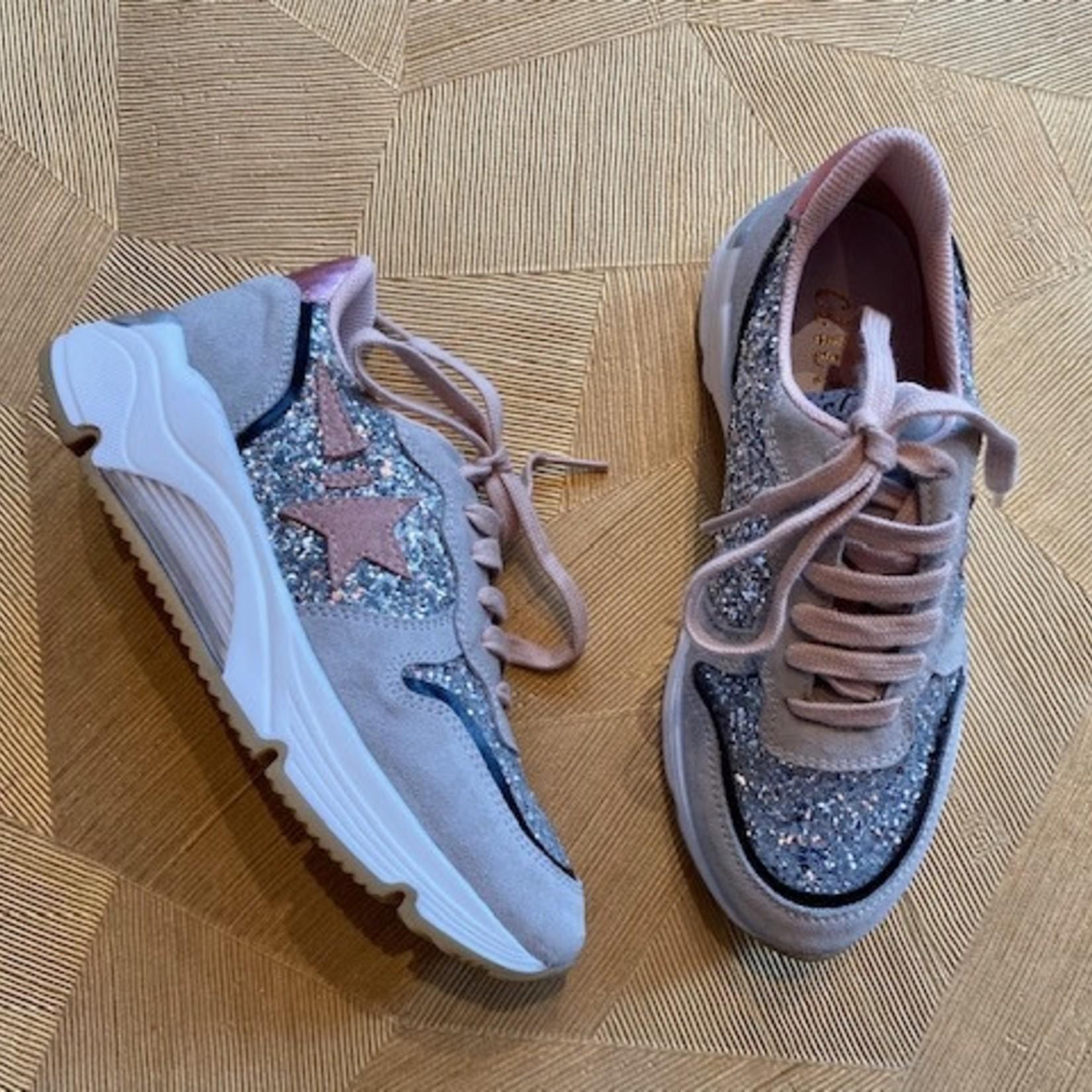 CLIC *CLIC sneaker ZILVER