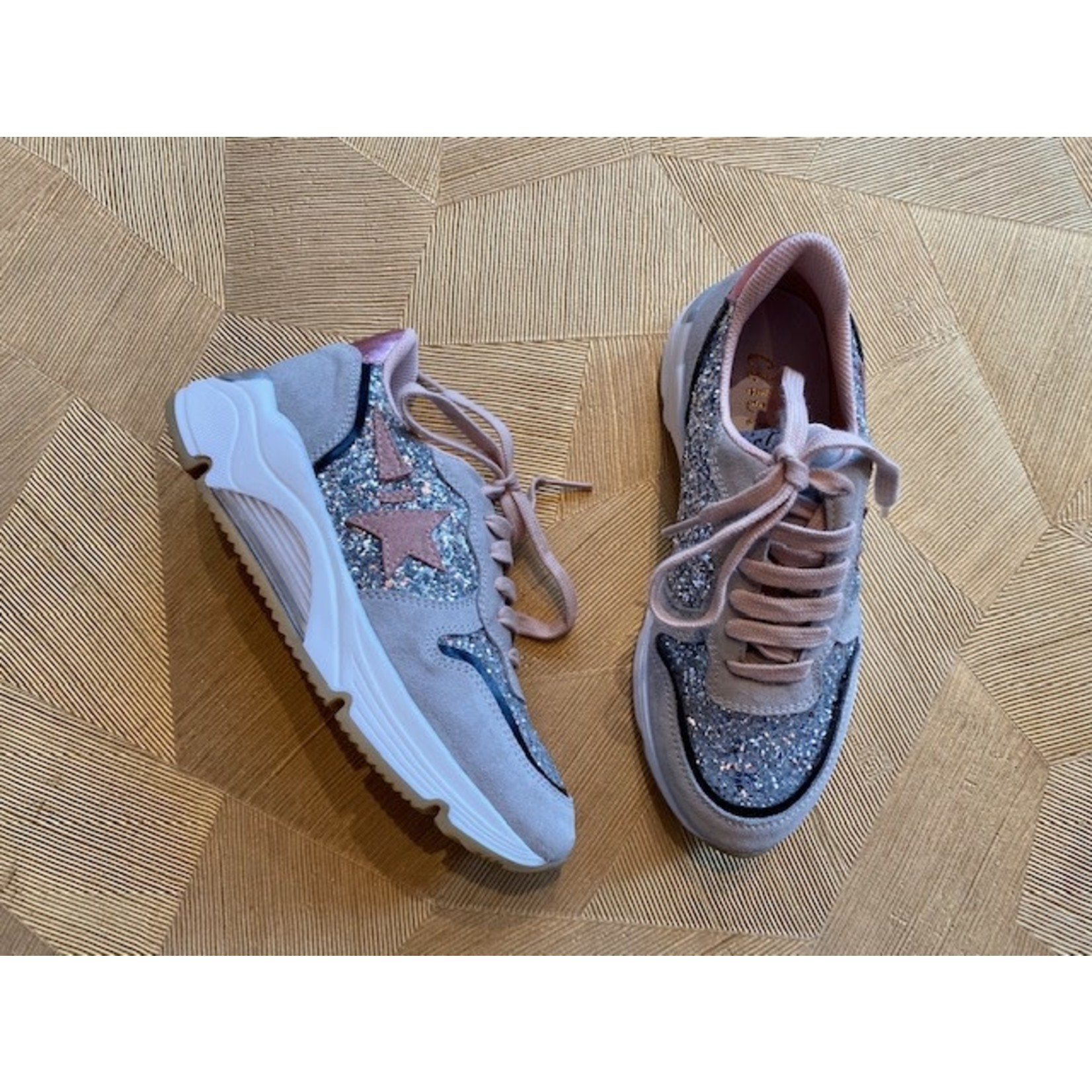 CLIC CLIC sneaker ZILVER