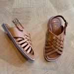 CLIC CLIC sandaal gevlochten MIEL